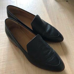 Madewell Frances Loafer 7.5 Black